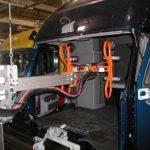 orange vacuum lift assist