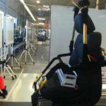 seat lift assist