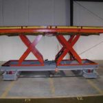 red conveyor